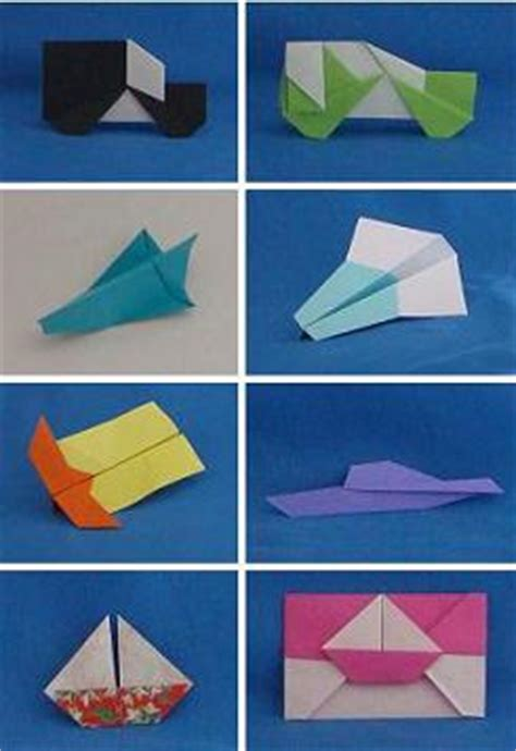 origami vehicle origami space shuttle glider pics about space