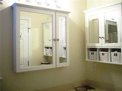 bathroom medicine cabinet ideas modern recessed medicine cabinets for bathroom with basket