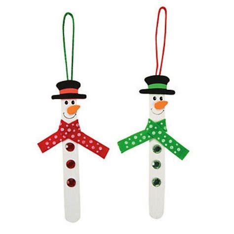 kid ornament crafts 25 unique popsicle stick crafts ideas on diy