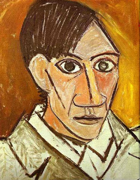 pablo picasso paintings name self portrait by pablo picasso