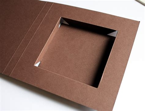 how to make a shadow box card rica s card shadow box tutorial