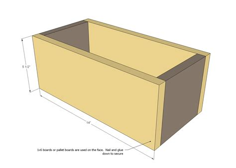 woodworking plans for boxes pallet storage boxes woodworking plans woodshop plans