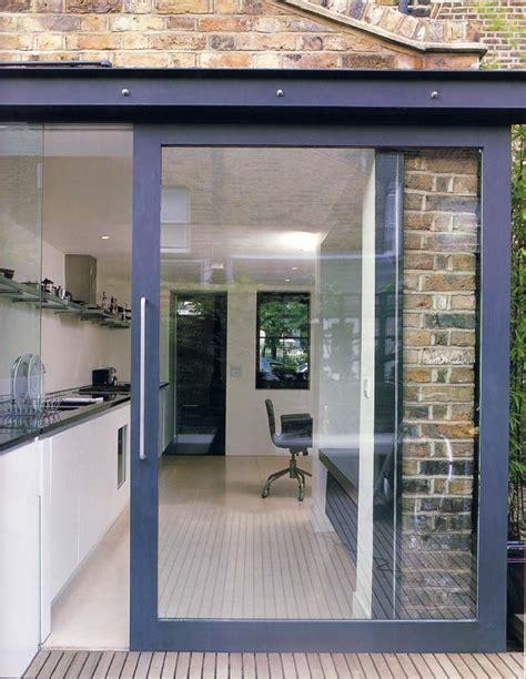 glass exterior door best 25 exterior sliding doors ideas on