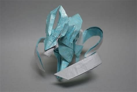 origami lugia origami from gold silver ruby sapphire