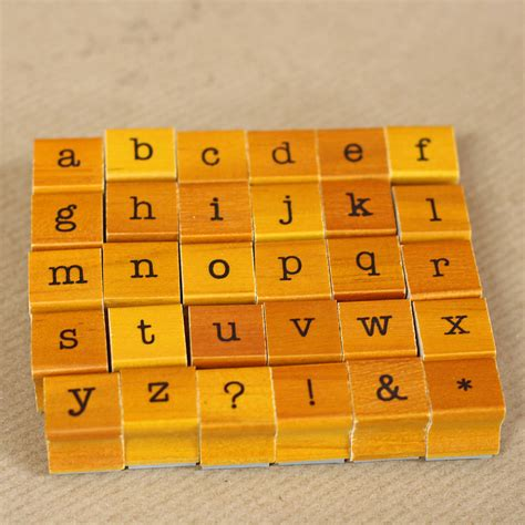 rubber st letters and numbers mini rubber alphabet sts by the wedding of my dreams