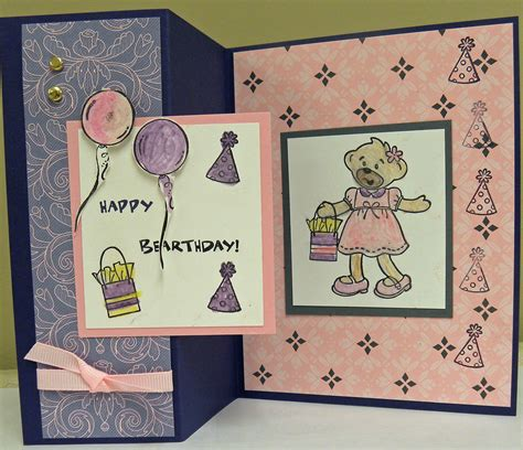 how to make birthday cards for friends devoted ster beary best friends birthday card
