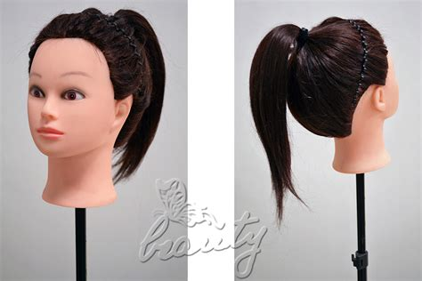 hairstyles to do on manikin 12 styles salon hairdressing practice head mannequin