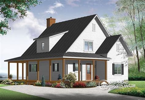 open floor plan farmhouse 194 best lakefront cottage home plans country cottage house plans cabin house plans images