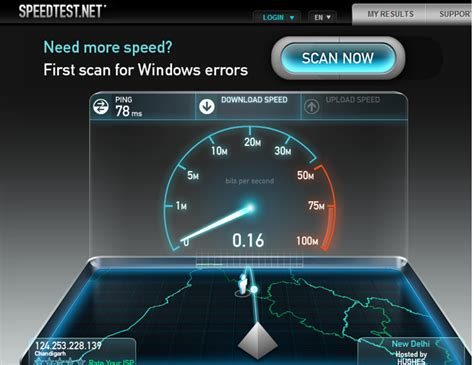 speed test how to check your connection speed and