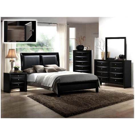 black and wood bedroom furniture black wood bedroom set price busters