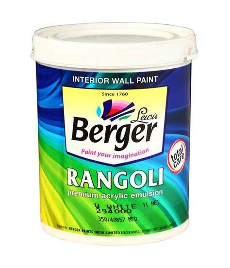 acrylic emulsion paint adalah buy berger rangoli premium acrylic emulsion