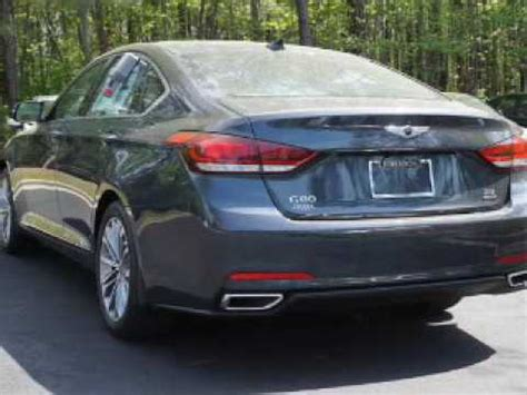 Johnson Hyundai Cary Nc by 2017 Genesis G80 For Sale In Cary Nc