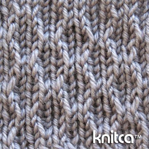 slip stitch knit knitting crocheting and yarns stitch patterns on