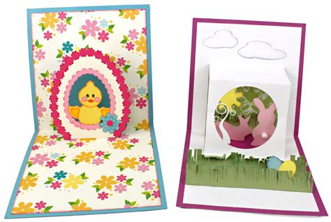 how to make a easter card how to make pop up cards pazzles craft room