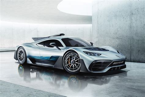 2018 Sports Car Wallpaper by Silver Sport Car Mercedes Amg Project One 2018 Wallpapers