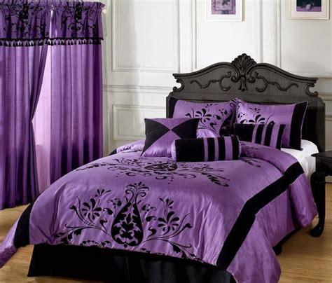 gray and purple bedroom best black grey purple bedroom pictures home design