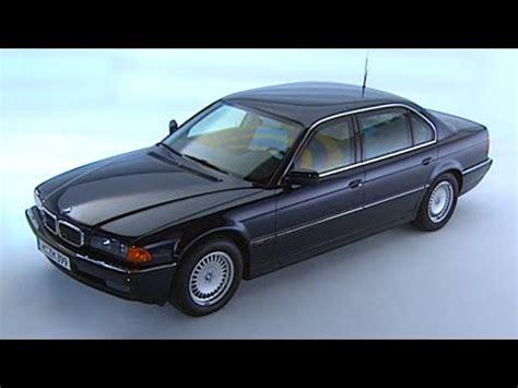 1999 Bmw 750il by Tbt Bmw 750il Armored Promo 1999 Bmw E38 Review