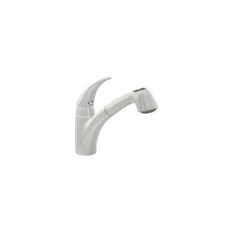 ivory kitchen faucet 7560v 7560v extensa single handle ivory kitchen faucet with pullout spout