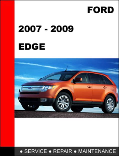download car manuals 2009 ford e250 user handbook service manual free download of a 2009 ford edge service manual ford edge service repair