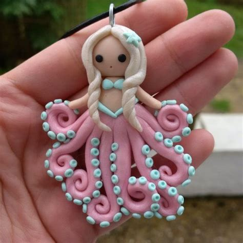 polymer clay crafts for best 25 polymer clay mermaid ideas on polymer