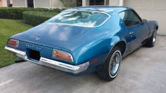 Pontiac Firebird 1970 For Sale by 1970 Pontiac Firebird Esprit For Sale Photos Technical
