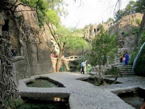 chandigarh rock garden the rock garden of chandigarh