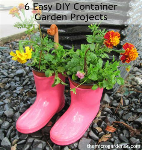 diy flower garden how to diy projects recipes archives the micro gardener