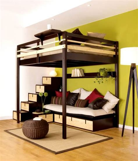 loft bedroom furniture bunk beds vs loft beds both great for small spaces