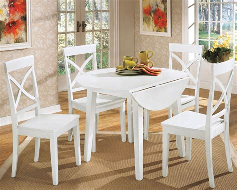 drop leaf kitchen table white 5 styles of drop leaf dining table for small spaces
