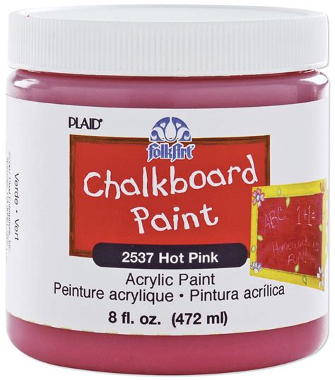 chalk paint joanns folkart chalkboard paint 8oz jo