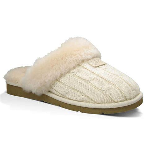 cosy knit ugg slippers ugg australia cozy knit slippers 1865 ugg australia