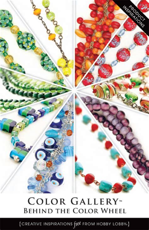 hobby lobby jewelry supplies hobbylobby projects the color wheel