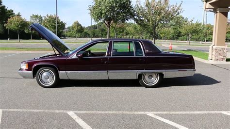 94 Cadillac For Sale by 5 995 1994 Cadillac Fleetwood Brougham For Sale 105k
