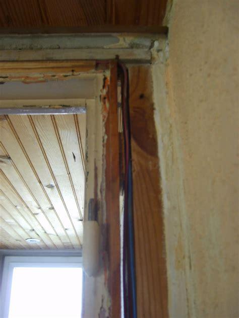 inverser le cadre d une porte interieur