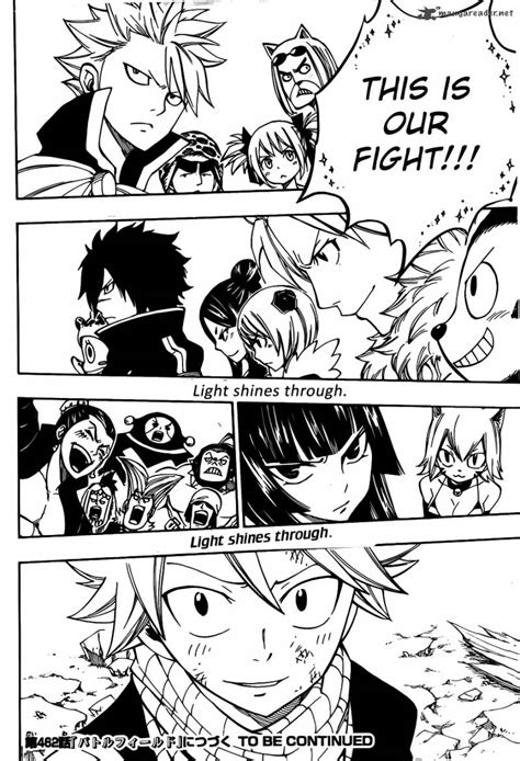 read fairytail 461 read 461 page 19