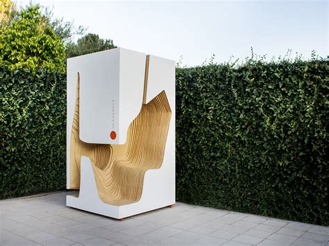 designs to make headspace meditation pods the invisible visible