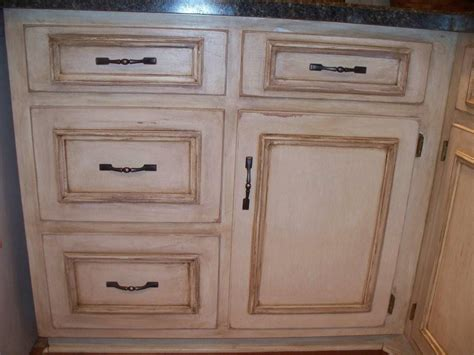 painted cabinets with glaze before and afters clients paint and glaze their kitchen