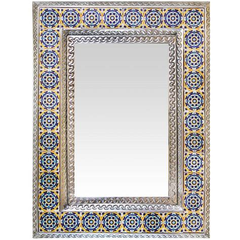 Beautiful Pottery Kitchen Canisters talavera tile mirrors collection talavera tile mirror