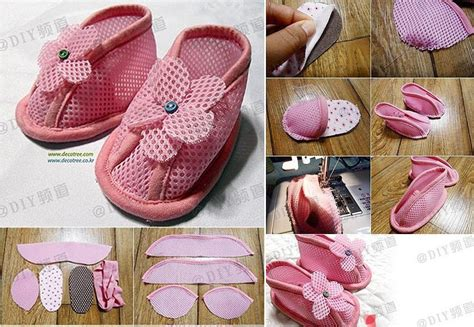 babys crafts diy baby shoes tutorial pictures photos and images for