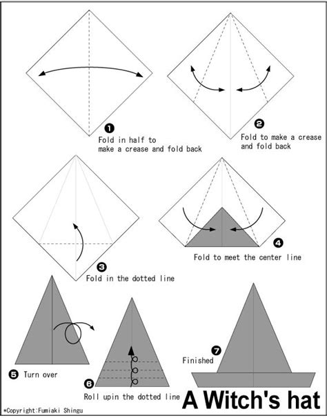 how to make a paper hat origami best 25 origami hat ideas on fashion hats