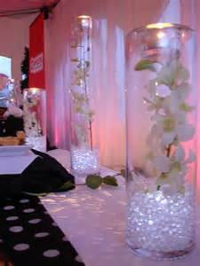 centerpiece water orchid centerpieces refresh events