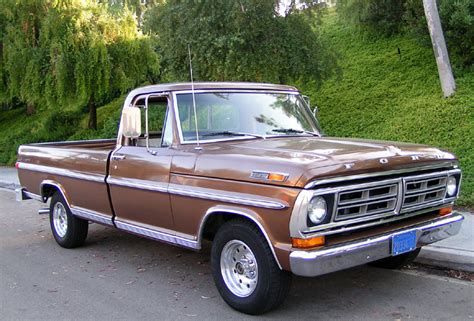 72 ford truck 72 ford f 100 1981 ford ranger truck