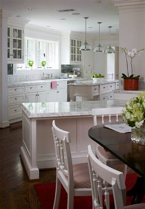 accent color for white and gray kitchen design ideas for white kitchens traditional home