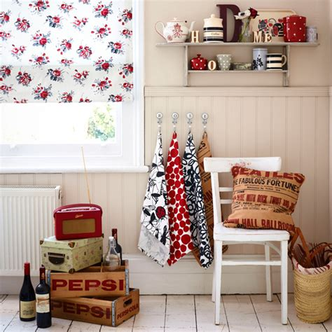 bright kitchen interior feat antique small utility room ideas ideal home