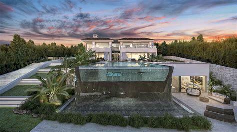 moderne villa nueva andalucia erstaunlich moderne villa agent4stars
