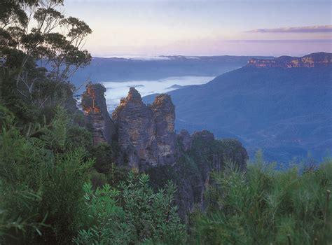 blue mountain blue mountains a pleasant retreat for sydney