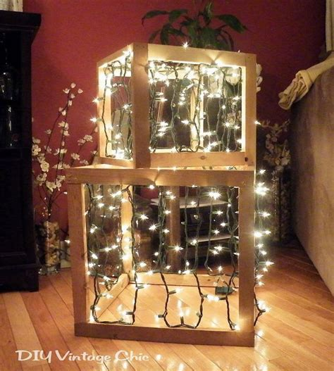 lighted presents outdoor outdoor lighted presents hometalk