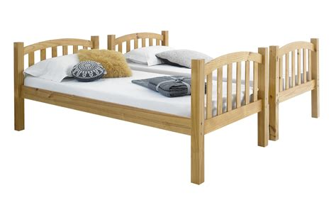 solid pine bunk bed betternowm co uk american solid pine wood bunk bed with