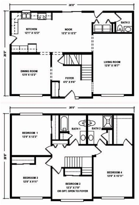 two story modular floor plans mountain modular two story floor plans