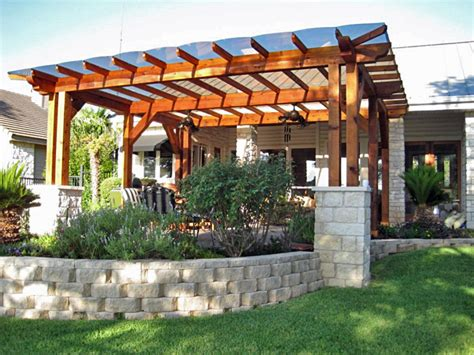 pergola with a roof stainless steel gate pergola with polycarbonate roofing